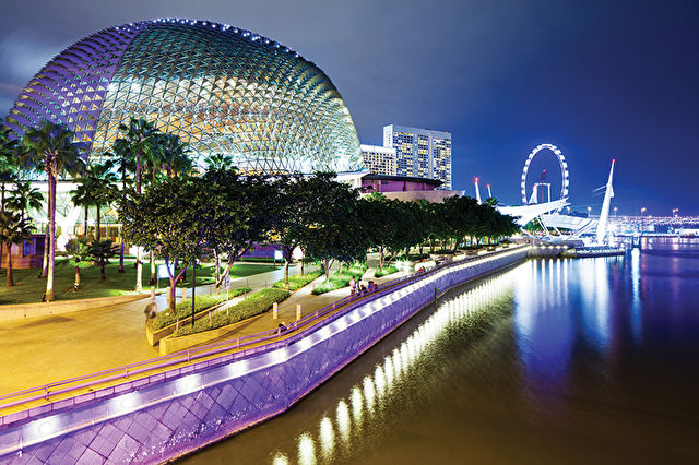 Singapore Stay with Vietnam & Thailand Cruise