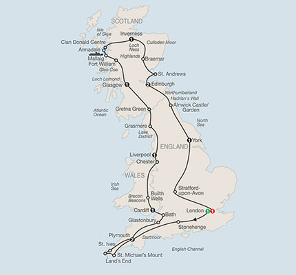 Great Cruise Rail Amp Tour Deals From Holidays Of Australia