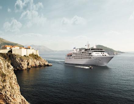 Silversea Cruise Lines