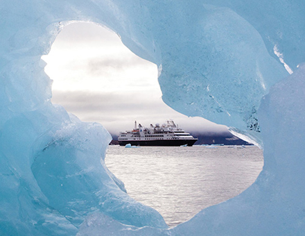 Silversea Expeditions Cruise Lines