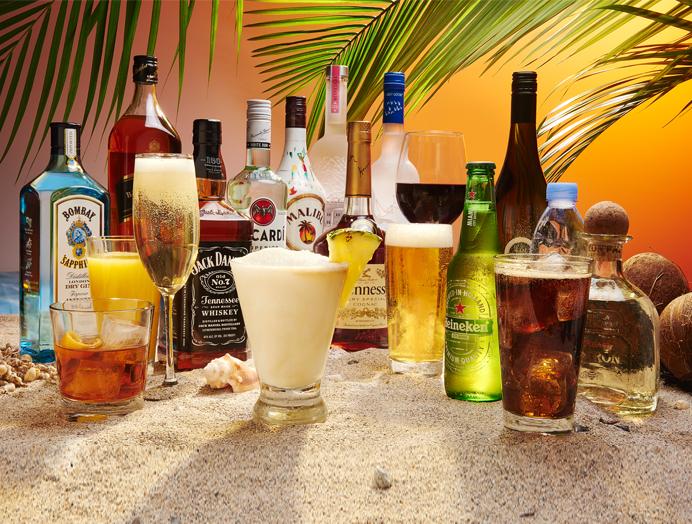 Cruceros Royal Caribbean, Paquete de Bebidas Deluxe