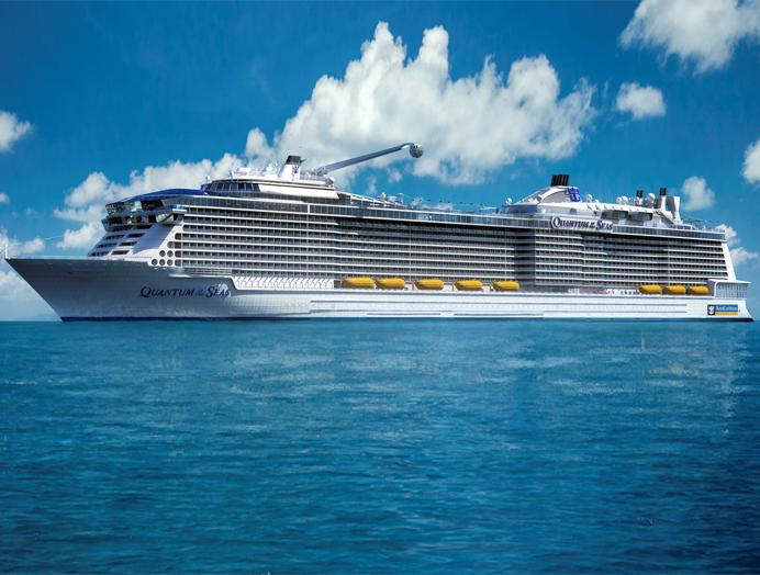 Cruceros Royal Caribbean, Clase Quantum