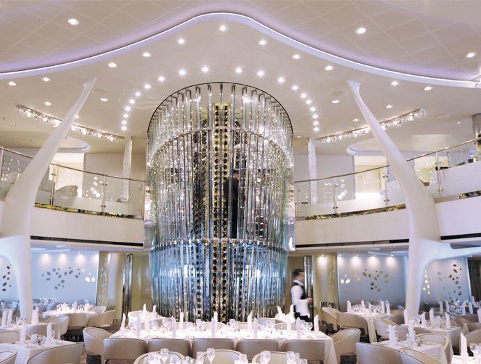 Celebrity Cruises Restaurante Principal