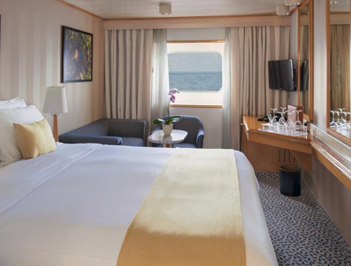 View Suite en Silversea