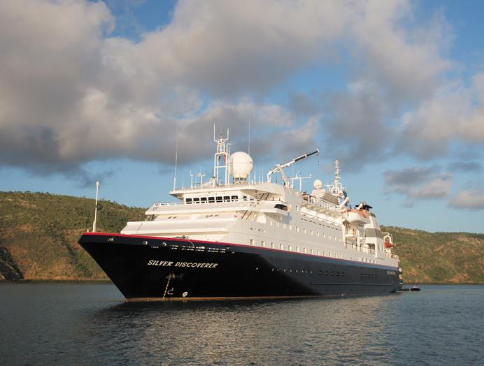 Silver Discoverer de Silversea Expedition