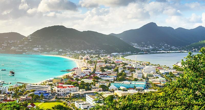 Cruceros por Philipsburg, St. Maarten