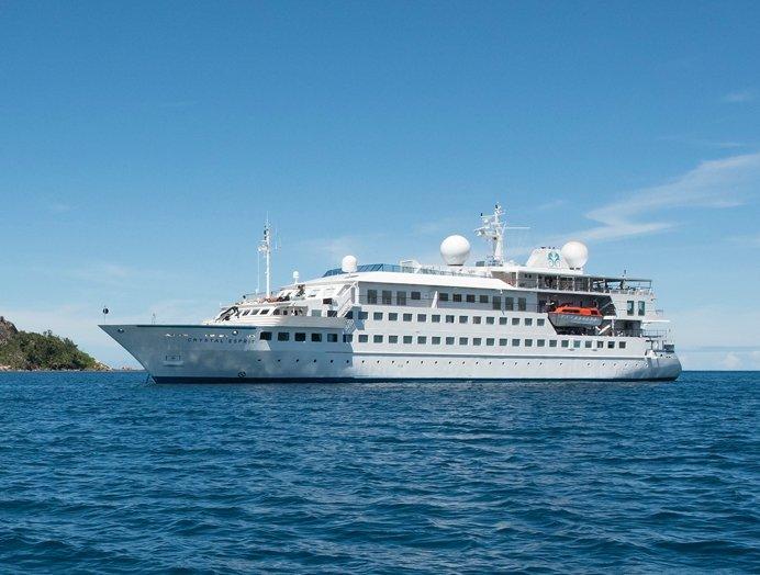 Crystal Yacht Cruises