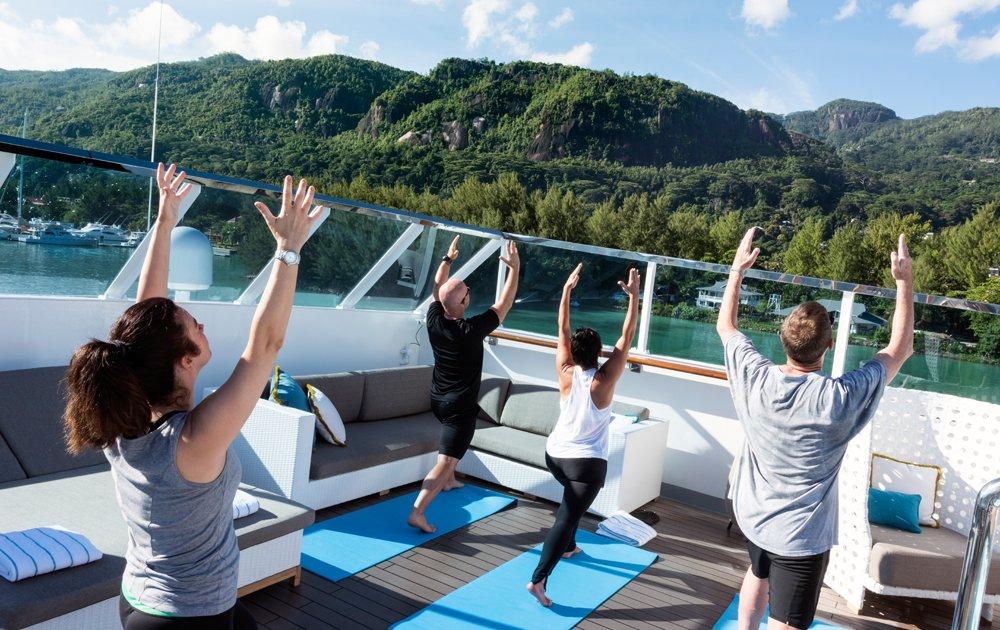 Esprit Yoga Deck