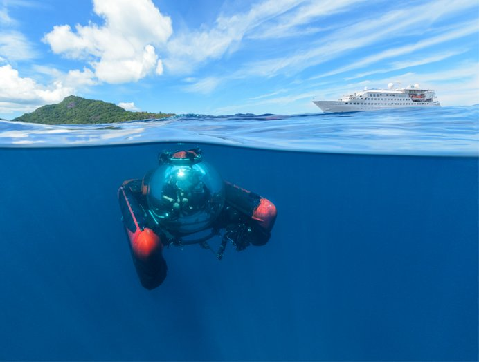 Crystal Submarino