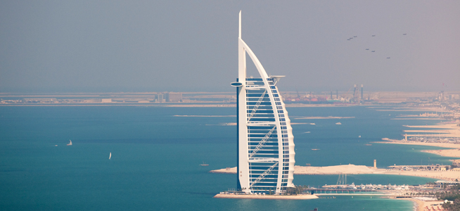 Dubai & Middle East Cruises
