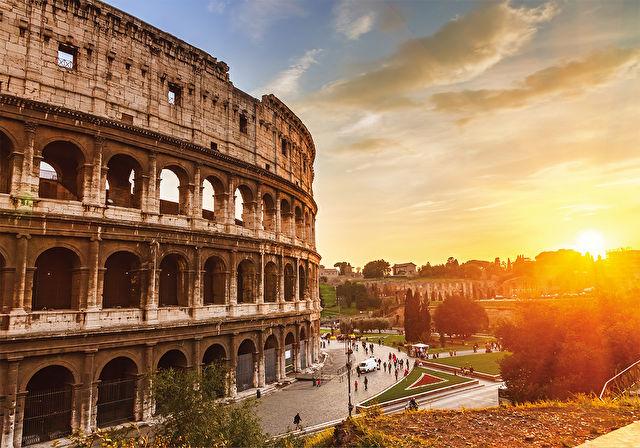 Italian Renaissance Fly-Cruise