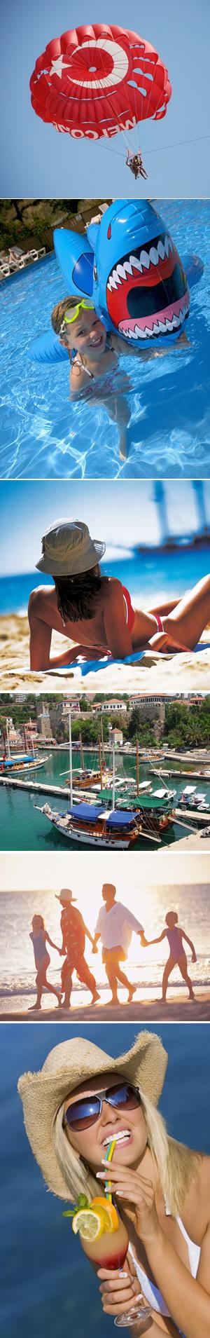Holidays to Antalya Region