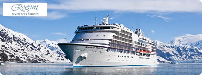 Regent Cruises with the Seven Seas Navigator
