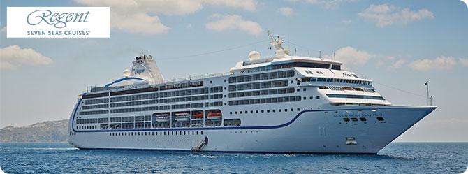 Regent Cruises with the Seven Seas Mariner