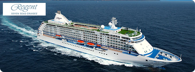 Regent Cruises with the Seven Seas Voyager