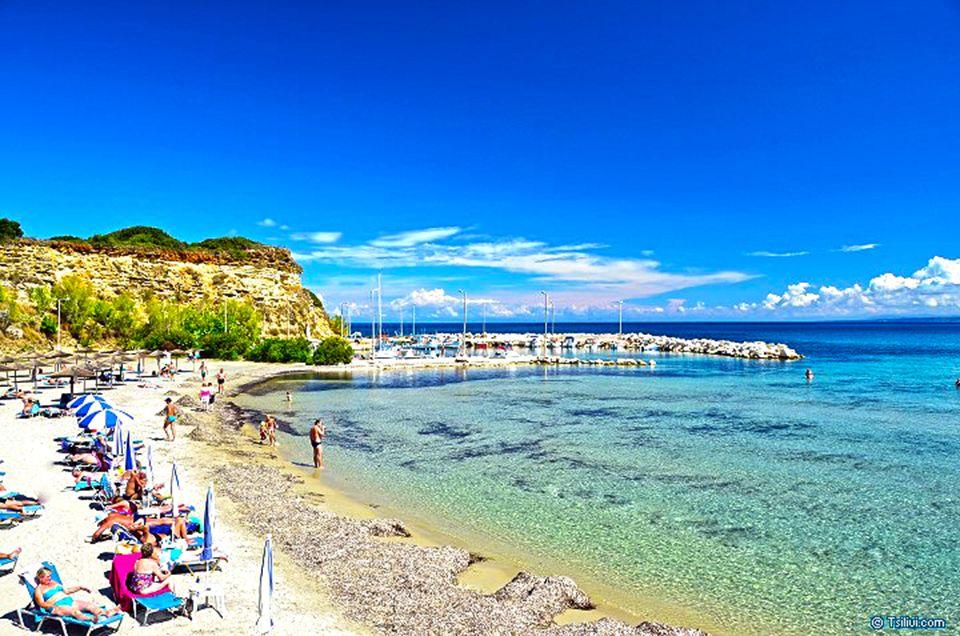 Holidays To Tsilivi Beach Hotel Zante