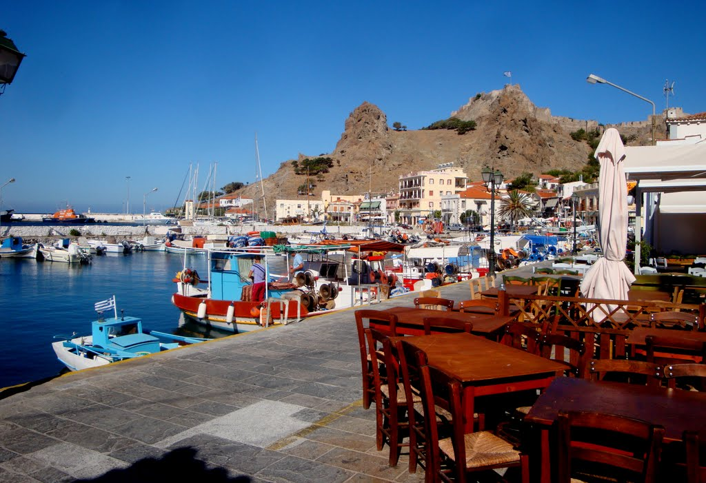 Lemnos Myrina Greece - Lemnos Myrina Island Greece - Holidays Map ...