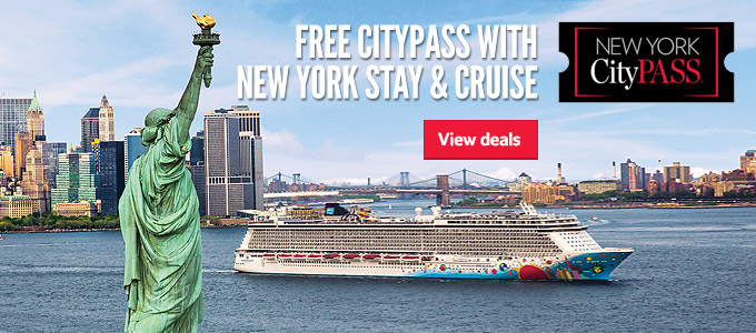 Generic | Free CityPass | With New York Stay & Cruise
