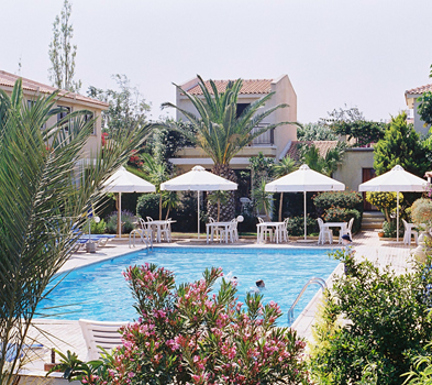3* Tavros Hotel Apartments