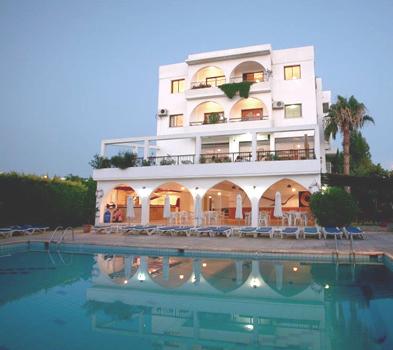 3* Stephanos Hotel Apartments