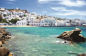 Greek Island, Constellation