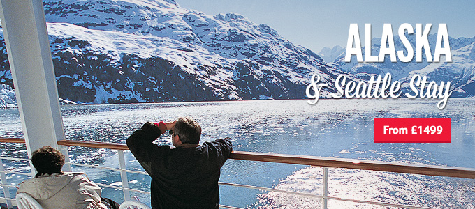 Generic | Alaska & Seattle Stay | From £1499
