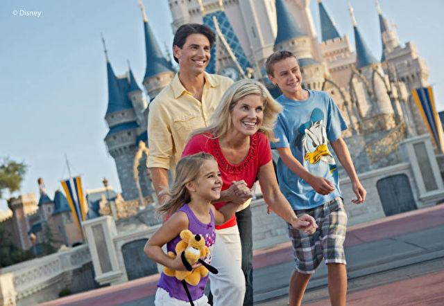 Orlando Stay & Western Caribbean Cruise
