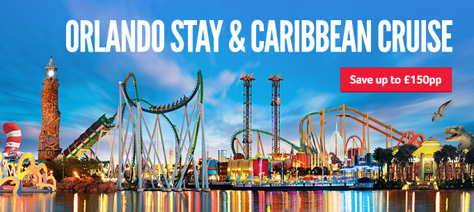 Generic | Orlando Stay & Caribbean Cruise | Save up to £150 per person