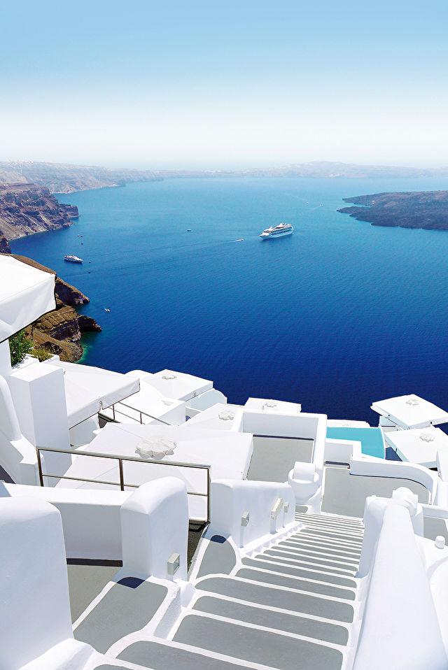 Spain & Greece