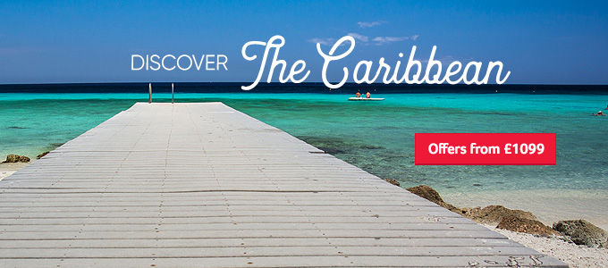 Generic | Discover the Caribbean | Offers from £1099