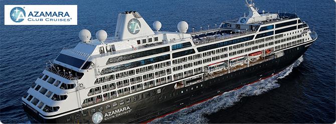 Luxury All Inclusive Azamara Cruises