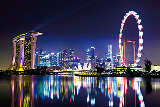 Southeast Asia Fly-Cruise