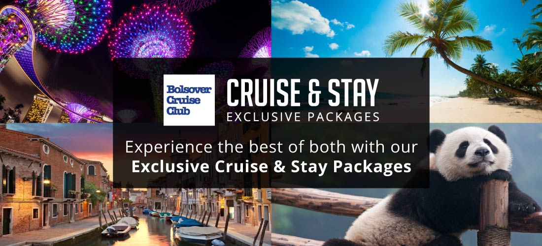 EXCLUSIVE Holiday Direction Cruise & Stay Packages