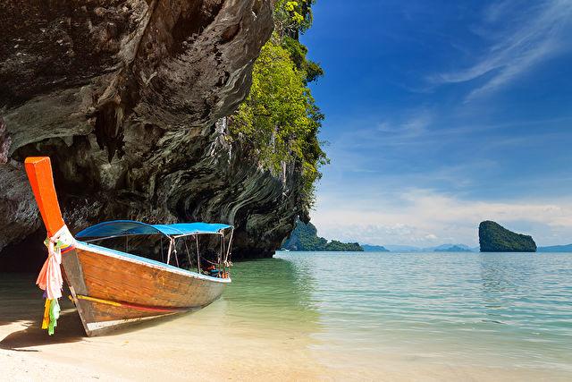 Luxury Phuket Stay & Tall Ship Thailand Cruise