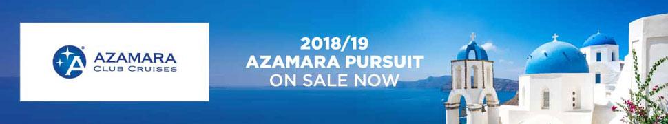 Azamara Pursuit, Azamara Club Cruise