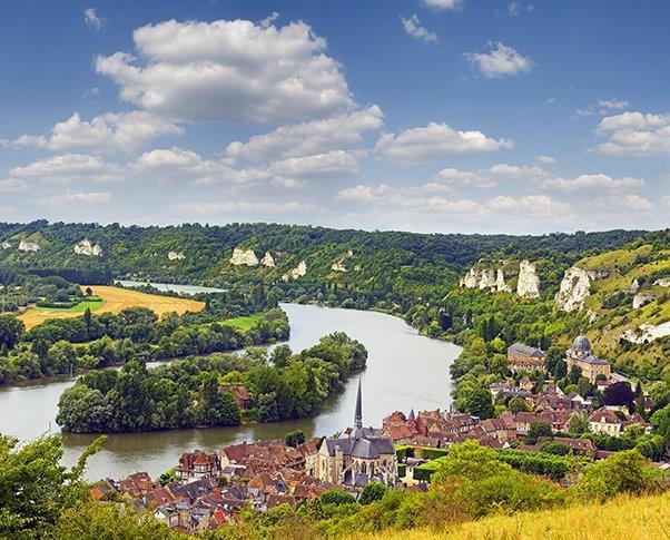 Paris to Normandy