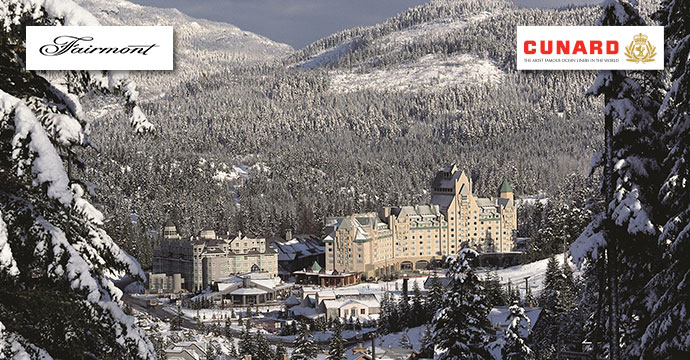 Best of the Canadian Rockies - A Fairmont Experience - 16th May 2019