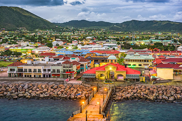 West Indies & Azores