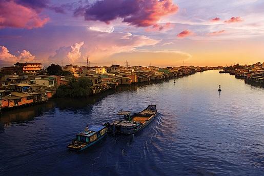 Charms of the Mekong