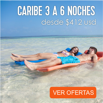 Caribe 3 a 6 Noches