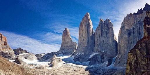 Patagonia to Antarctica Expedition