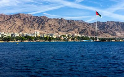 Visit to Aqaba, Red Sea
