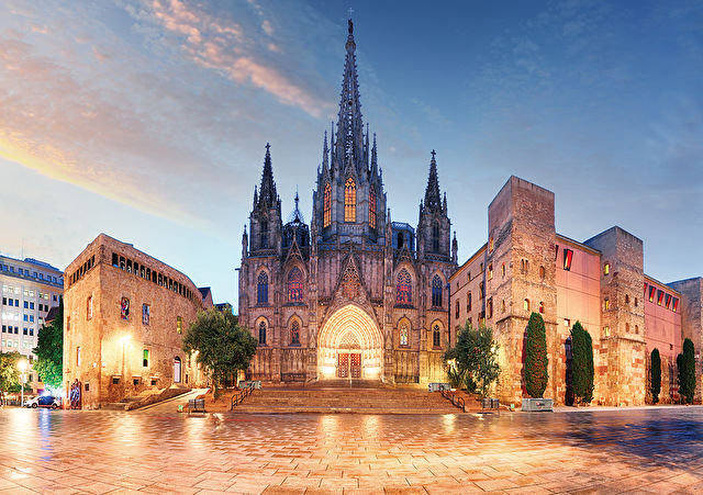 Barcelona and Western Med Cruise