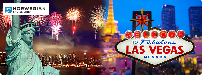 One Day Sale, Las Vegas, New York and the Bahamas