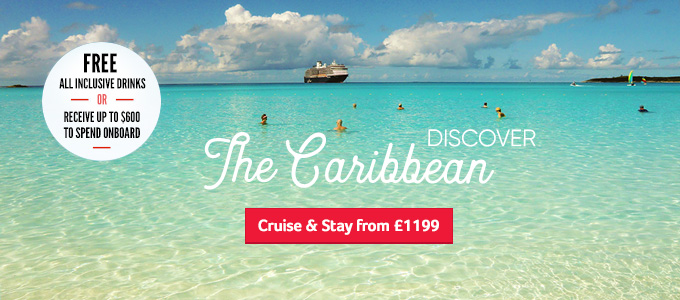 Generic | Discover the Caribbean - Save up to £200pp | 14 Nights from £999