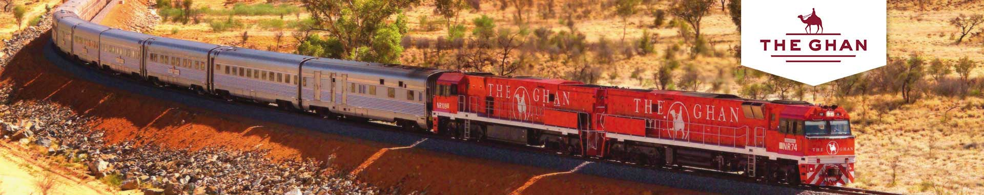 Experience the Legendary Ghan