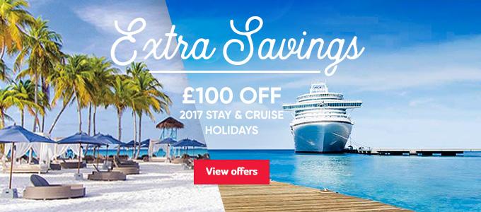 Generic | Extra Savings | Save £100 on 2017