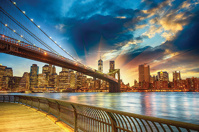 New York to New Orleans & Caribbean Cruise