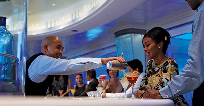Cunard Cruises World Sector Crusing