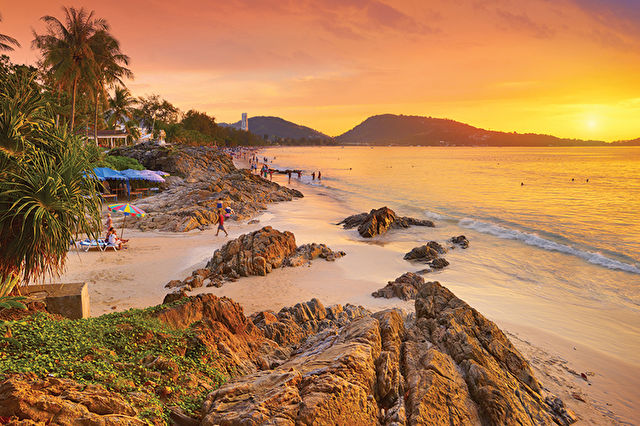 Intimate Thailand with Phuket and Singapore Stay